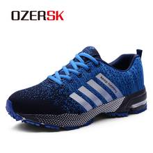 OZERSK 2019 Quality Brand Casual Shoes Men