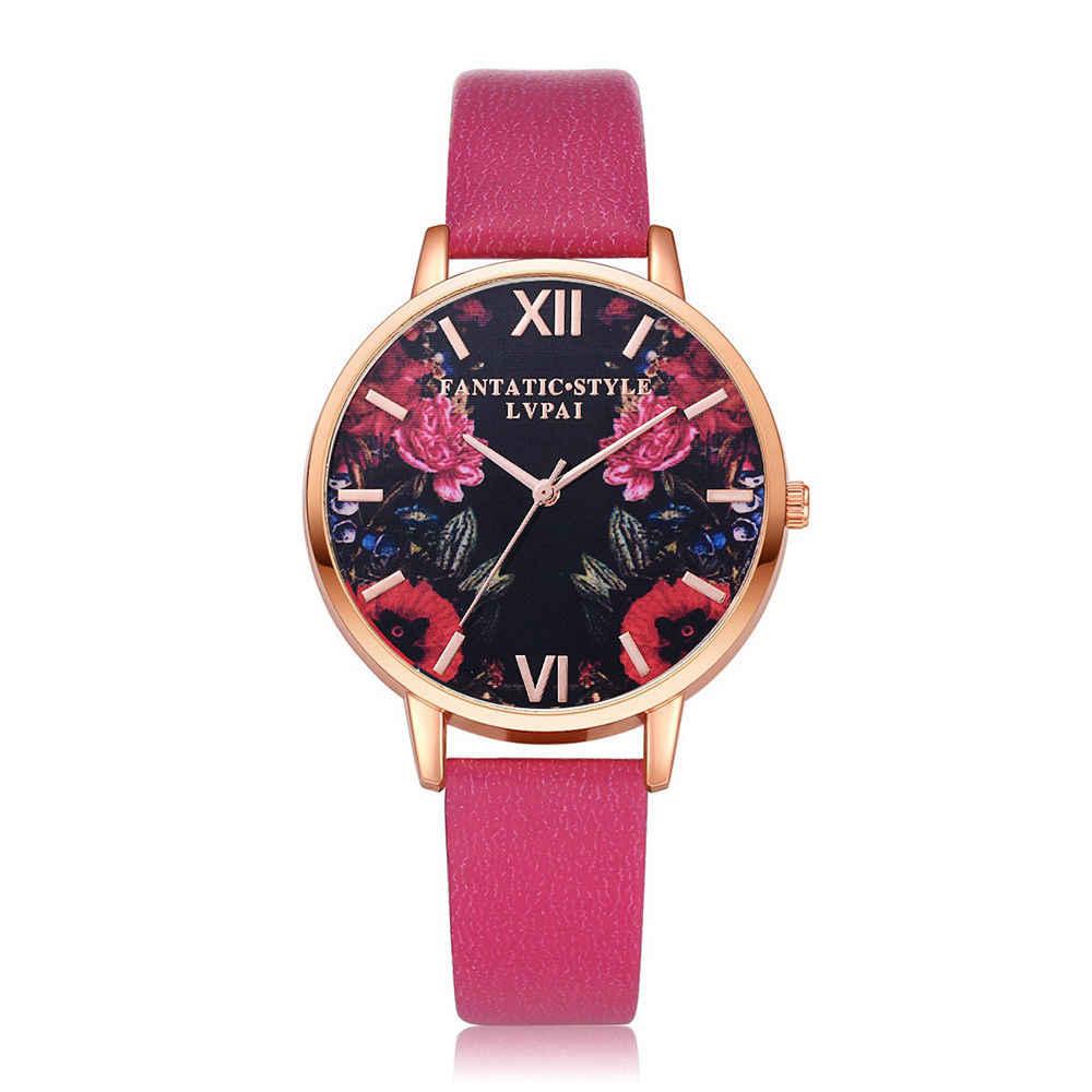 Zegarek ramka w kolorze różowego złota lustro różowe kwarcowy zegarek sportowy zegarki damskie zegarek