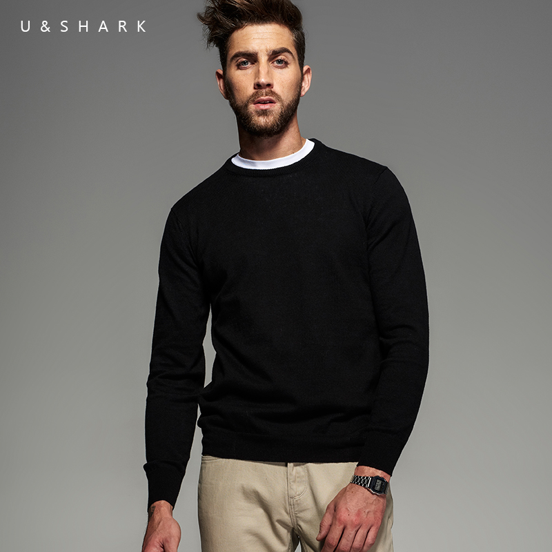 Black Men Sweater - English Sweater Vest
