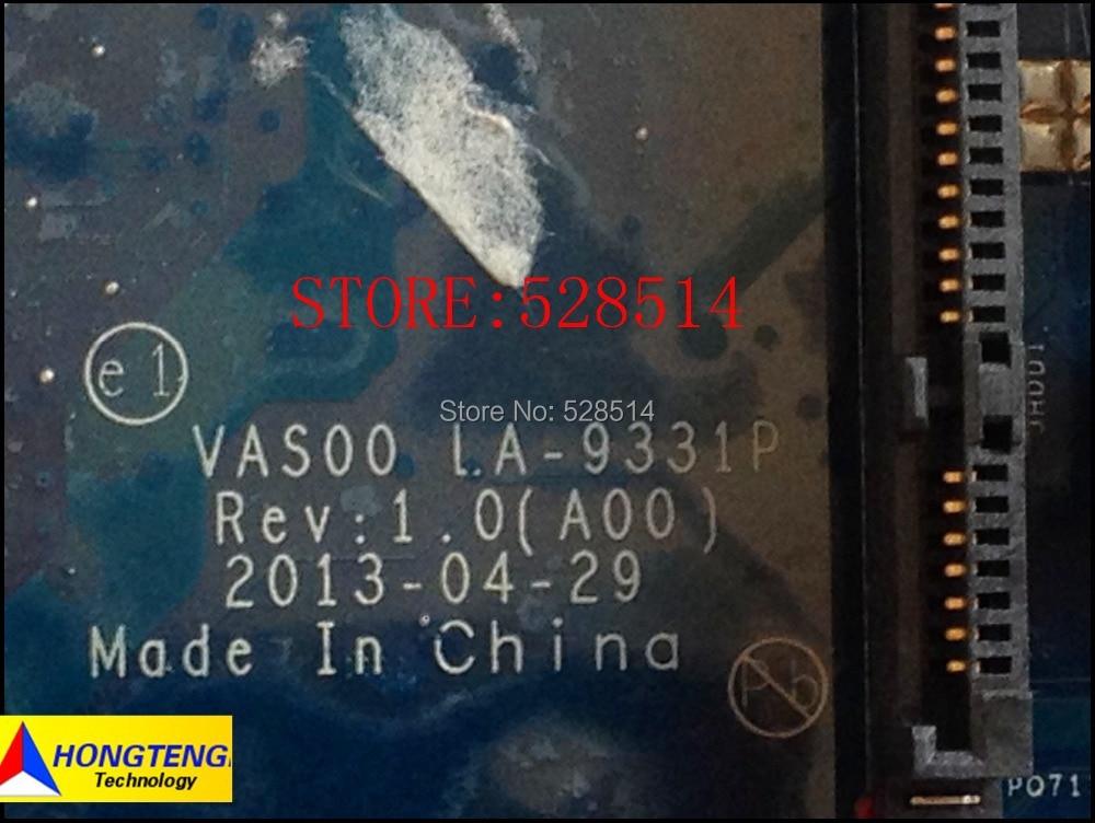 Wholesale 05RW0M CN-05RW0M FOR ALIENWARE M17X R5 LAPTOP motherboard LA-9331P 100%Tested