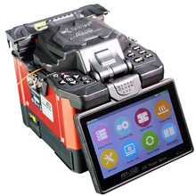 Tumtec FST-16s 500x magnification FTTx fiber optical welder optic fusion splicer