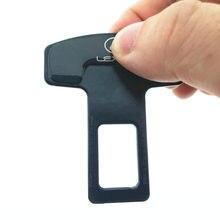 2pcs/lot quality zinc alloy car seat belt clip safety plug for Lexus IS300 RX300 RX33 IS GS ES LS SC LX GX Car Accessories