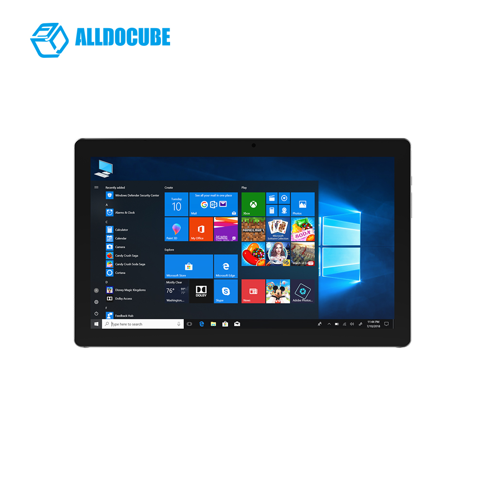 ALLDOCUBE KNote5 windows10 Tablet PC 11.6 pouce FHD 1920*1080 IPS Intel Gemini Lac N4100 Quad Core 4 gb RAM 128 gb ROM Double WiFi