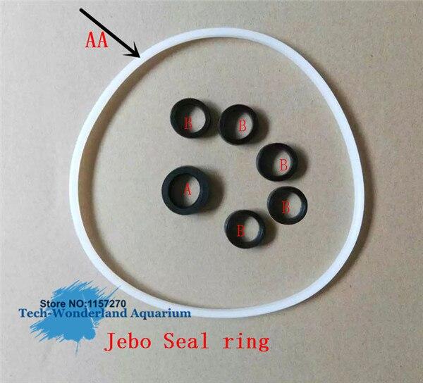 Jebo außenfilter dichtring für jebo 825/828/829/835/838/839 filter mehrwertsteuer die original motor deckel ring freies verschiffen
