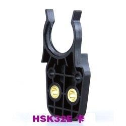 8 sztuk HSK32E uchwyt na narzędzia zacisk do automatyczny zmieniacz narzędzi cnc maszyna