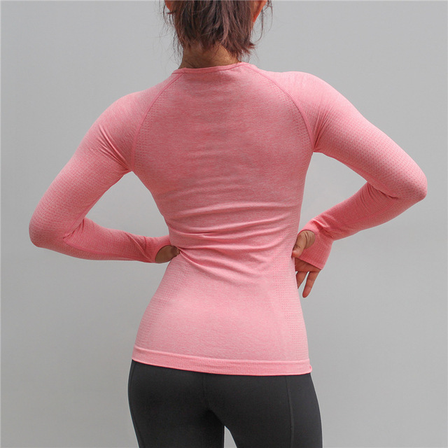 Elastic Sports Top for Women