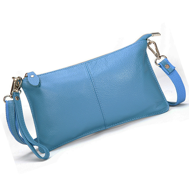 TFTP 14 colors Fashion Leather Envelope Clutch Designer Handbags High Quality Cross-body Women Female Clutch Evening Bags