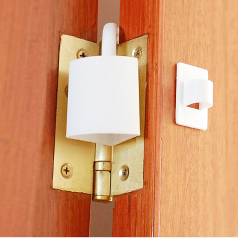 4Pcs Baby Door Stopper Safety Lock Kids Care Proof Children Security Protection Anti Pinch Hand
