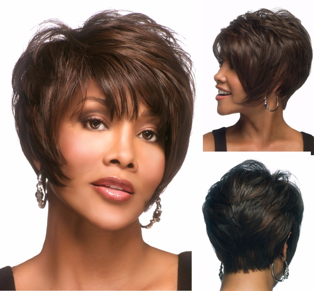 Marvelous Compare Prices On Black American Wigs Online Shopping Buy Low Short Hairstyles Gunalazisus