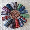 5 pack mens underwear boxers pantalones cortos sueltos hombres bragas de algodón suave gran flecha pantalones en casa underwear clásico básico de los hombres