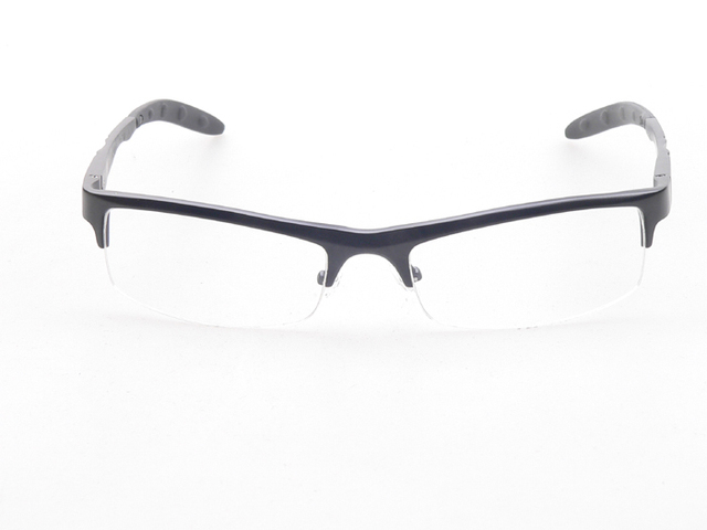 Commercial aluminum magnesium alloy eyeglasses frame box glasses frame handmade fashion Men framework