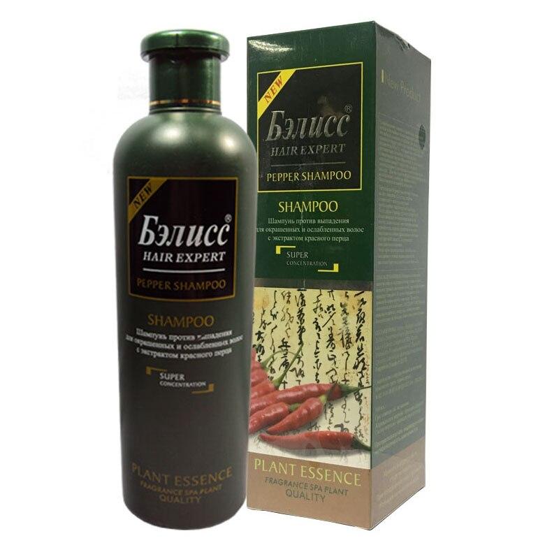 Repair Damage Hair Care Shampoo Oil Control Moisturizing Softer Pepper Essence Professional Hair Product