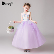 11 12 13 14 Years Old Girls Unicorn Princess Dress Cute Costumes for Party Kids Up Dresses Teenager Girl