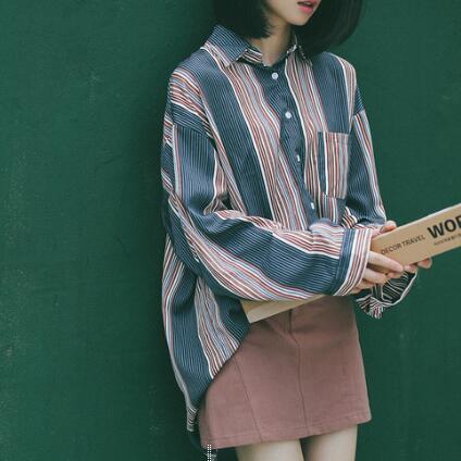 Femenina Mori Slim Completa Blusas Camisas Social Otoño Mujeres Chica Señoras De Clobee Manga 2019 Tops A360 Mujer cWHvRA18P
