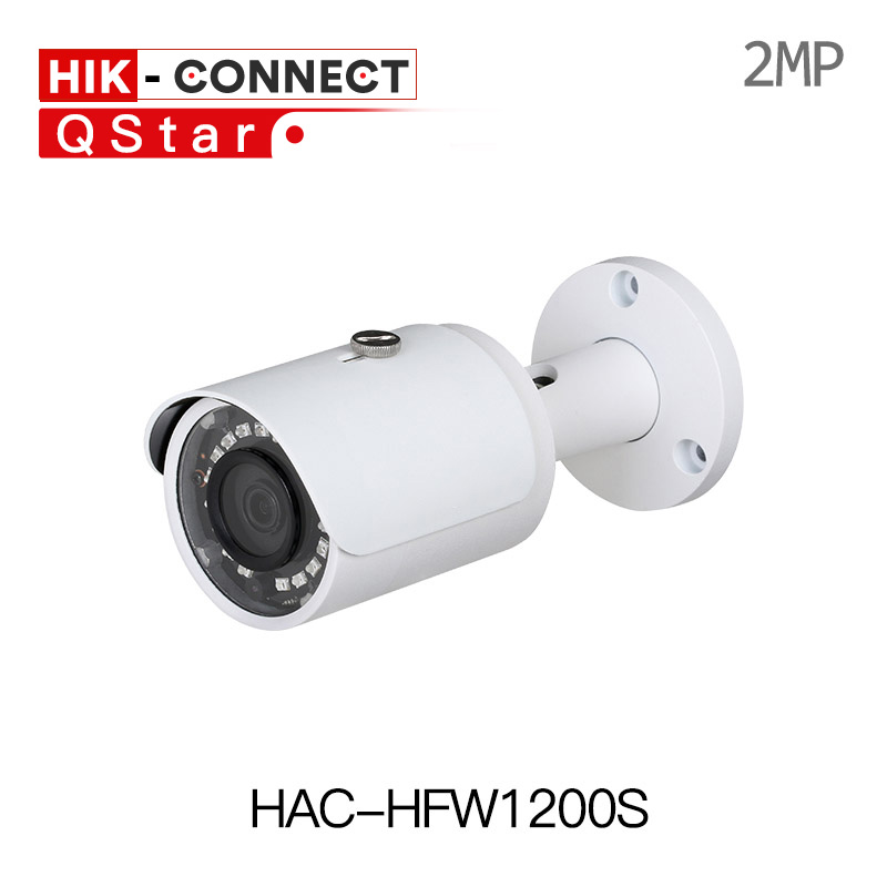 Dahua 2Megapixel metal case HAC-HFW1200S 1080P DWDR IP67 Water-proof IR 30m Bullet HDCVI camera support XVR and HCVR free shipping dahua 2mp 1080p water proof wdr hdcvi ir bullet camera without logo hac hfw2221d