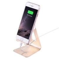 HAWEEL Handy Stand Aluminium Verstellbaren Universal rutschfeste Telefon Stand für iPhone Pad Für Samsung Tablet