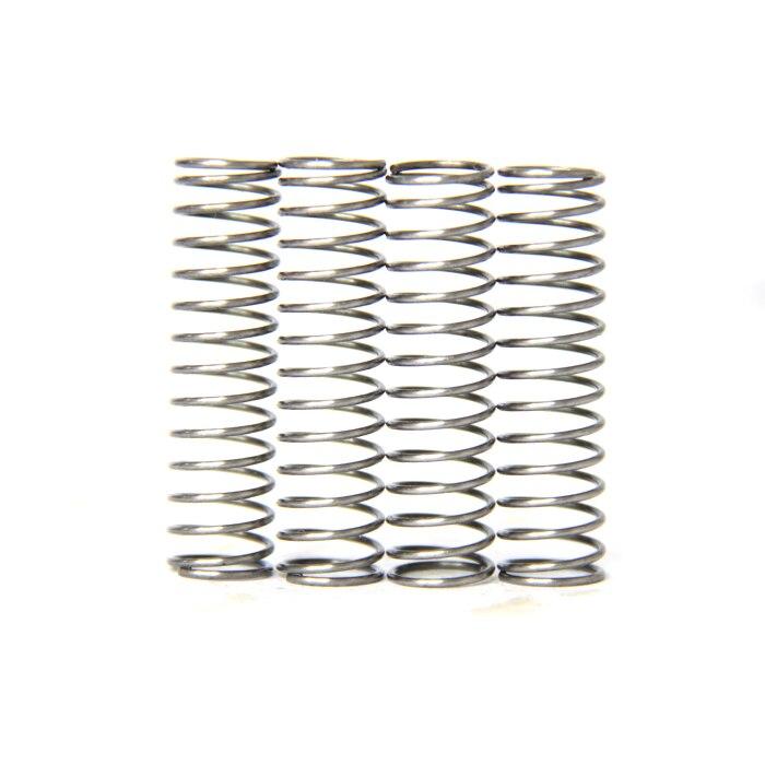 OEM kleine stahl spiral draht druckfeder, 1,5mm draht durchmesser x ...