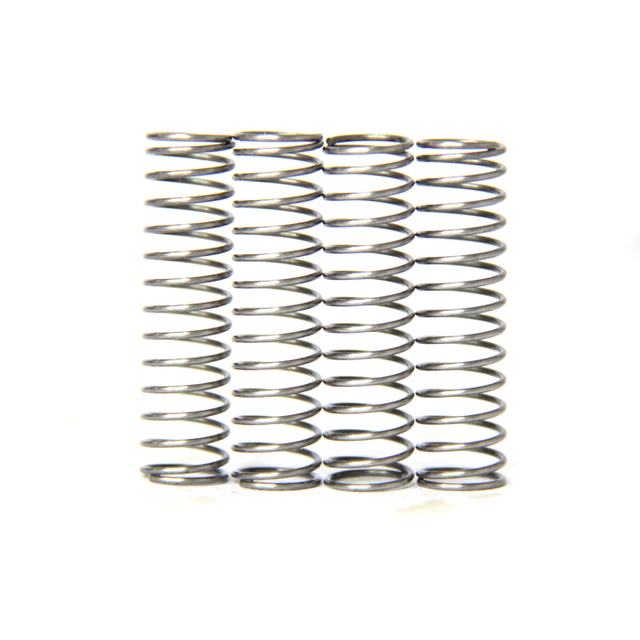 OEM small steel coiled wire compression spring,1.5mm wire diameter x ...