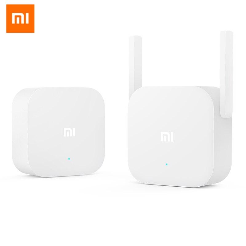Origine Xiao mi Électrique Puissance Chat répéteur wi-fi 2.4G 300 Mbps portée sans fil routeur d'extension Point D'accès mi amplificateur de signal