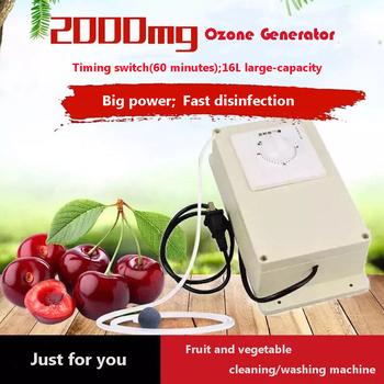 Generator ozonu oczyszczacz powietrza maszyna do dezynfekcji powietrza maszyna do sterylizacji ozonu (przełącznik czasowy) tanie i dobre opinie LAOWAI 50m³ h CN (pochodzenie) 15 w 220 v 1000mg h 10㎡ Przenośne 99 00 Elektryczne ≤45dB Bez jonizatora 3-8m ³