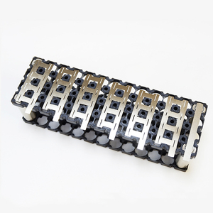 Image 5 - 13S 4P 48V 10Ah علبة بطارية ليثيوم ل 13S4P 18650 بطارية حزمة تشمل حامل و النيكل يمكن وضعها 52 قطعة خلايا