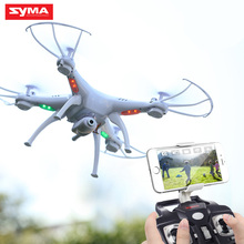 5W Mini Drones With Camera HD 0.3MP RC Helicopter Headless 2.4G 4CH 6-Axis Remote Control Quadcopter RC Drone Profissional цена 2017