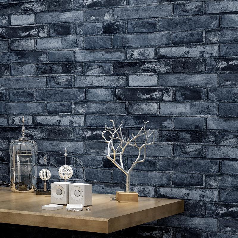 fondos de pantalla de papel de pared de ladrillo antiguo de ladrillo beibehang chino nostlgico restaurante
