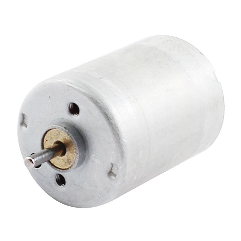 Offre spéciale cc 1.5-9V 4000R/MIN vitesse sortie couple élevé 17mm électrique Mini moteur Docteur moteur de haute qualité