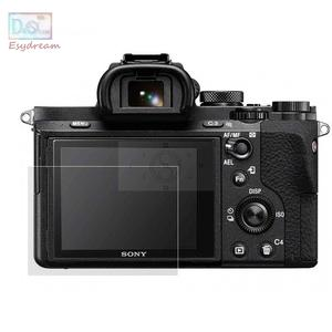 Protective Self-adhesive Glass LCD Screen Protector for Sony A7 II III/A7r II