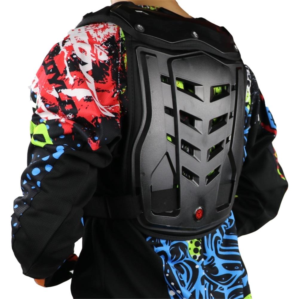 Motorcycle Chest Protector Armadura Motocross Back Pads Armor Vest Racing AM0658 Protective Body Guards Chaquetas Jaqueta Armour