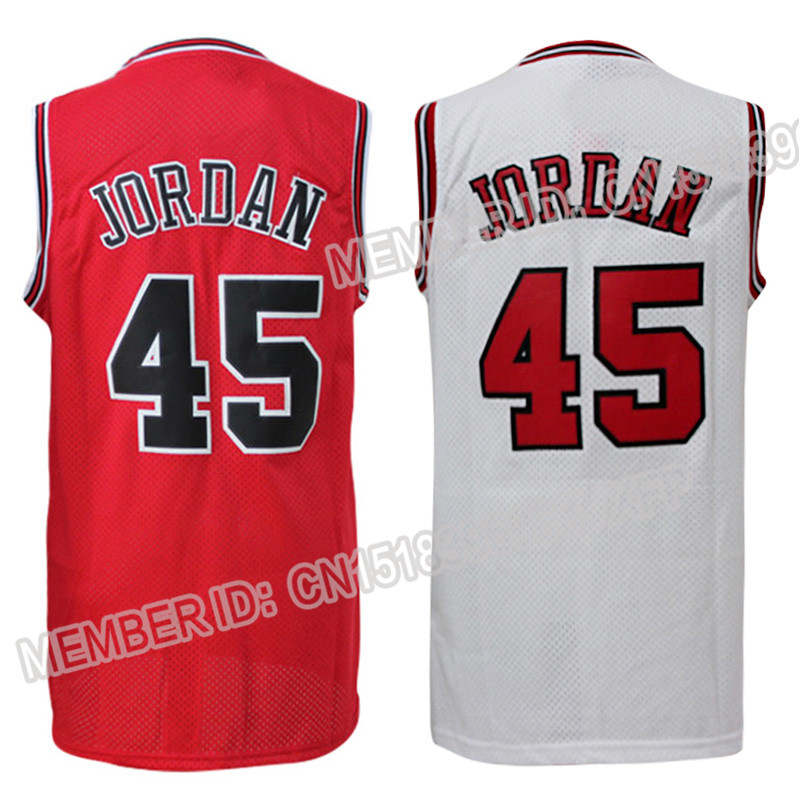 Online Get Cheap 45 Jordan Jersey -Aliexpress.com | Alibaba Group