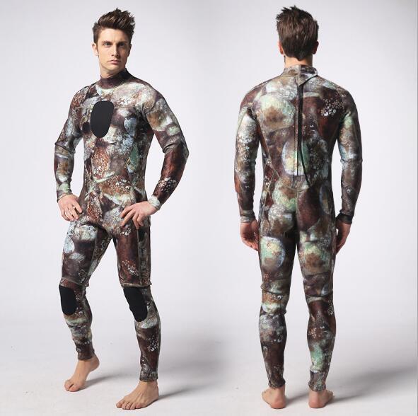 Nouveauté maillot de bain sport gratuit combinaison de plongée 3mm néoprène manches longues maillots de bain combinaison de plongée surf 2017