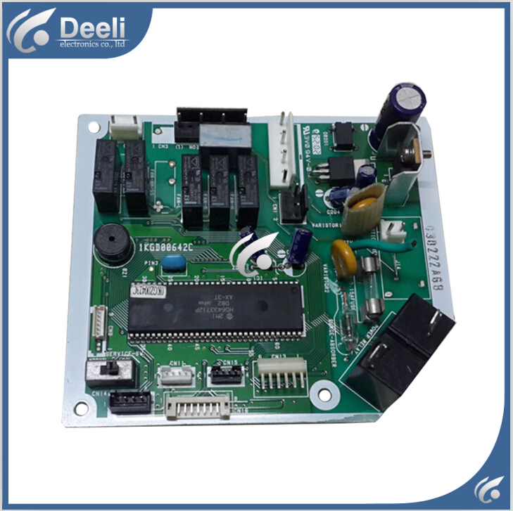 95% new good working for air conditioning computer board 1KGD00642C 0KGZ00423C PC board control board on sale
