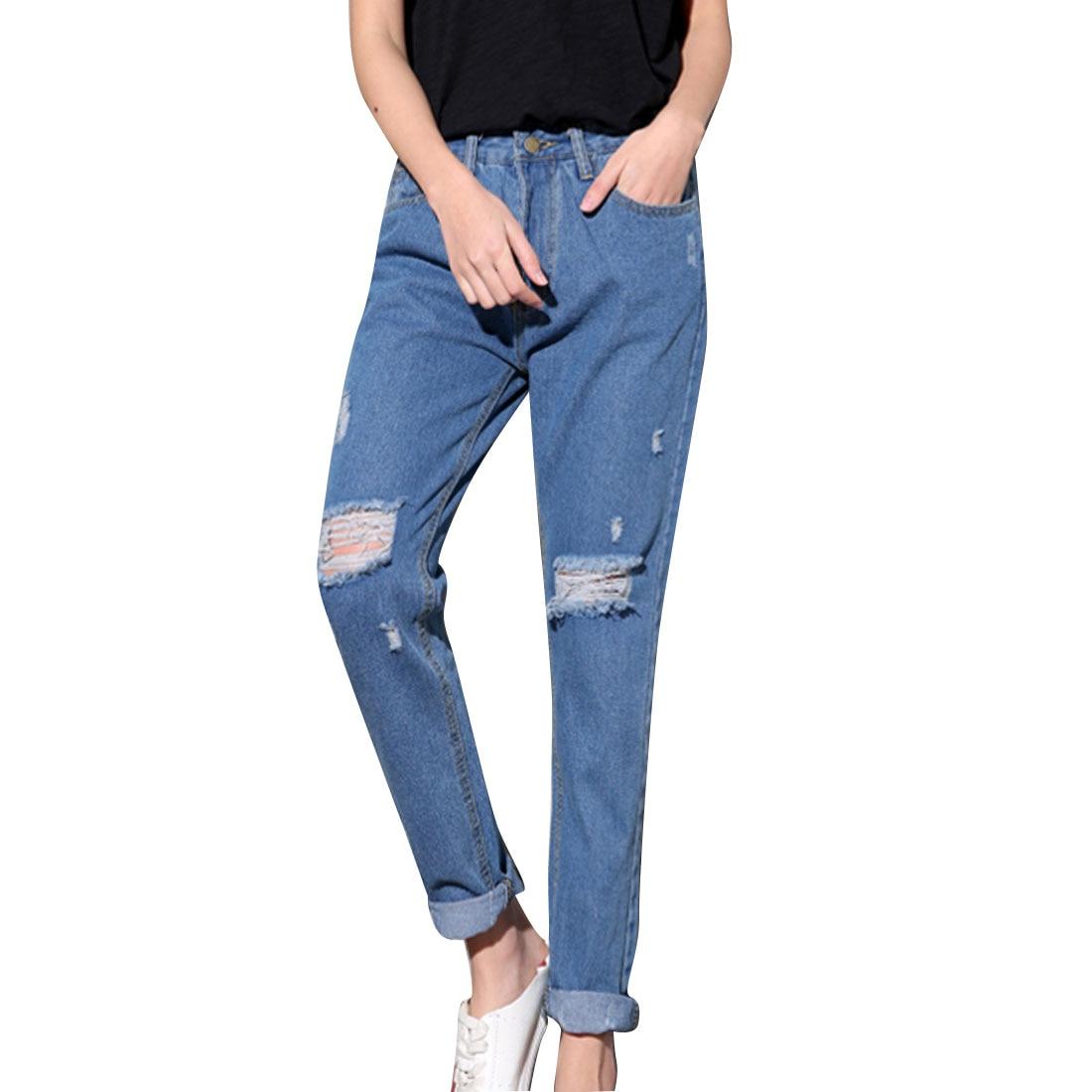 Popular Blue Jeans Plus Size-Buy Cheap Blue Jeans Plus Size lots ...