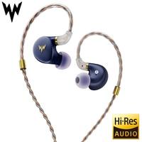 Whizzer A HE03 Juicy Bass наушники HiFi Hi Res гарнитуры гибридный 2 Ноулз арматура прозрачный теплый звук металлические наушники вкладыши