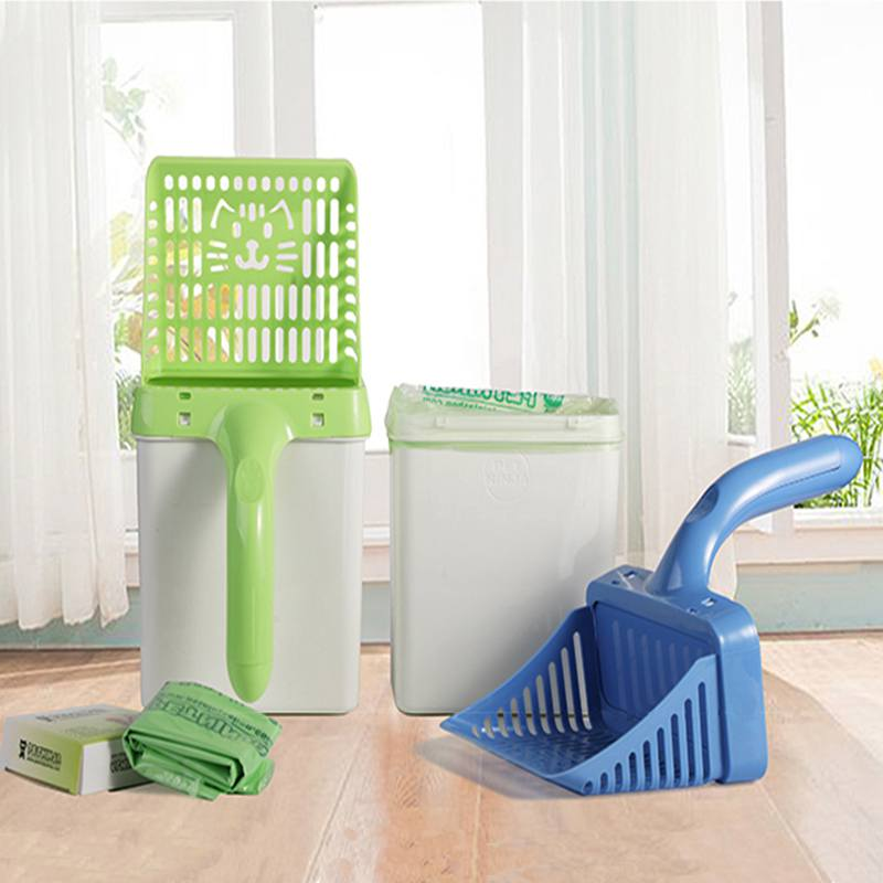 Housebreaking Cat Litter Scooper Cat Sifter Scoop System Dog Litter Scoopers With Extra Waste Bags By Neater Scooper Litter