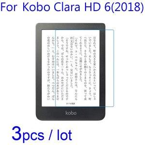 Защитная пленка для ЖК-экрана Kobo Clara HD 6 2018/Forma, 3 шт./лот
