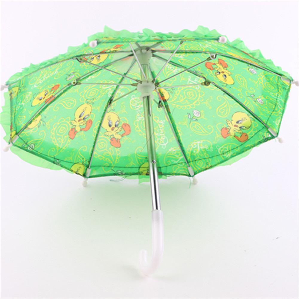 Luckdoll Colorful Cartoon Umbrella has a variety of styles for 18 ...