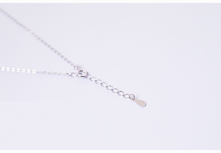 geekoplanet.com - 100% 925 Sterling Silver Cubic Zirconia Double Fish Necklace