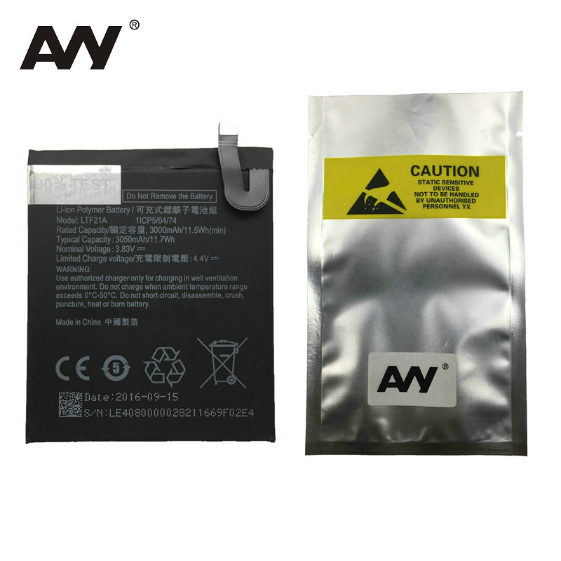 AVY LTF21A Battery For Letv LeEco Le 2 Le2 Pro X620 X626 & Le S3 LeS3 X526 X527 X626 Mobile phone Rechargeable Li-ion Batteries