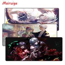 Mairuige Tokyo Ghoul Anime Mouse Pad Large Pad for Laptop Mouse Notbook