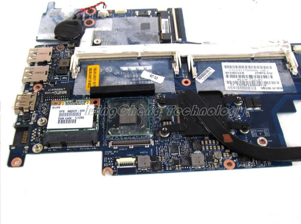 SHELI laptop Motherboard For hp ENVY4 702925-001 for intel i3-3217U cpu with integrated graphics card 100% tested