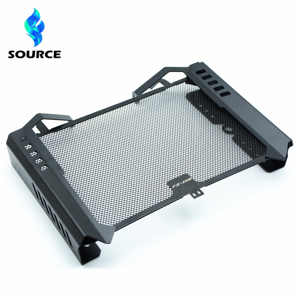2017 New Arrival Motorcycle MT09/FZ09 Radiator Grills Grille Guard Cover Protector For Yamaha MT09 MT-09 FZ-09 MT FZ09 2014 2015 high quality motorcycle radiator grille guard cover protector for yamaha mt 09 fz 09 fj 09 mt fz fj 09 2013 2014 2015 2016