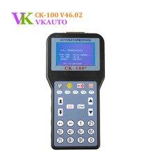 Новый CK100 v46,02 автоматический ключ программист разблокированная версия синий экран SBB Обновление версии ключа производитель CK 100