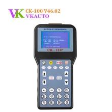 New CK100 V46.02 Auto Key Programmer Unlocked Version Blue Screen SBB Update Version Key Maker CK 100