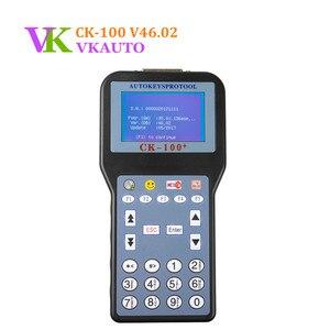 New CK100 V46.02 Auto Key Prog