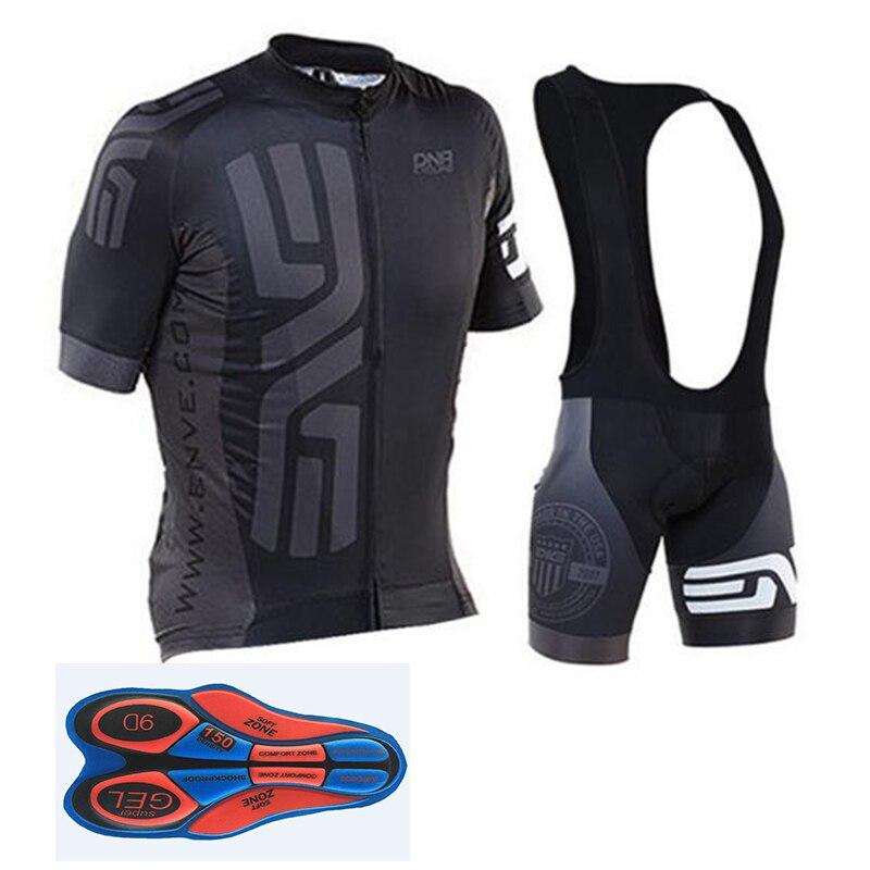 Maillot de cyclisme d'été ensembles hommes Pro-équipe vêtements de cyclisme à manches courtes vtt Jersey ensemble Kits cyclisme Ciclismo vélo vélo uniforme