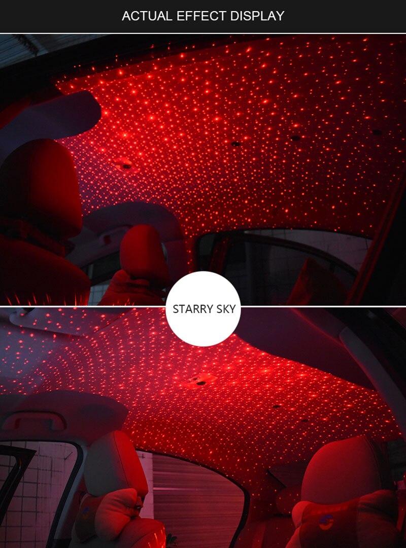 car star light armrest box vehicle ceiling ceiling lamp (26)