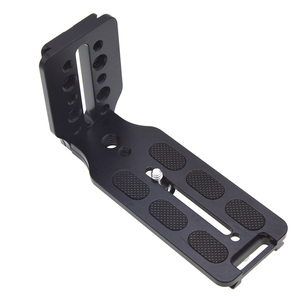 1/4 дюйма Винт Расширение L Кронштейн легкий Стабилизатор камеры поддержка для Zhiyun крана NK-шоппинг