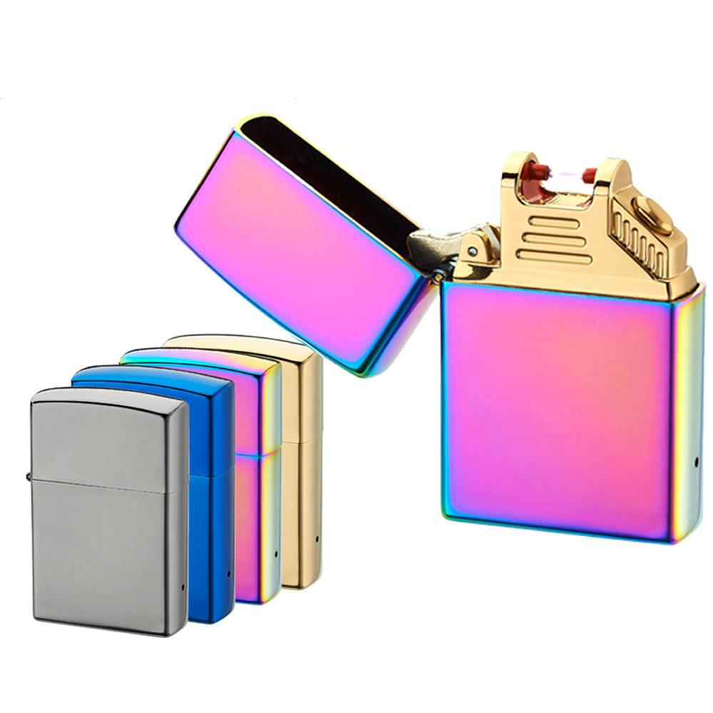 Excellent design Good for Gift USB Rechargeable USB Arc Electronic Cigarette Lighter